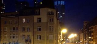 Bahnhofsviertel Frankfurt: Mönchsklause im Rotlichtviertel