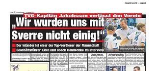 Sverre Jakobsson verlässt den TV-Grosswallstadt