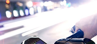 Finn: Clevere Handyhalterung fürs Fahrrad