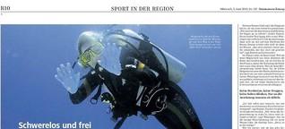 Schwerelos und frei - Süddeutsche Zeitung