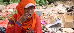 Indonesiens größte Müllhalde: Auf der Kippe