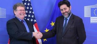 Freihandelsabkommen: Die Macht der Konzerne