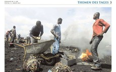 Afrikas berüchtigste Müllkippe