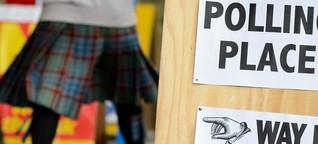 Referendum: Schottland ist überall - SPIEGEL ONLINE