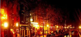Amsterdam räumt sein Rotlichtviertel auf
