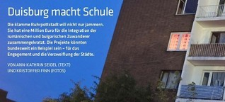 Duisburg macht Schule