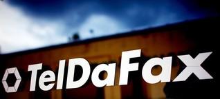 Insolvenz von Teldafax: Ex-Manager vor Gericht