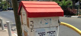 Leben anders: Ein Spaziergang durch Bnei Brak, die israelische Hauptstadt der Orthodoxie - Ich. Heute. 10 vor 8.