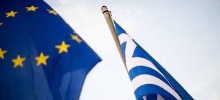 Griechenland - Strategien gegen die Krise