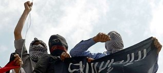 """Wie der """"Islamische Staat"""" im Internet kämpft"""