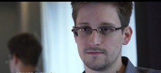 Edward Snowden in Moskau mit Freundin Lindsay Mills vereint