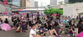 Proteste überschatten Nationalfeiertag - Tagesschau