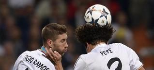 Bayern vs. Real: Kulturschock für Guardiola - SPIEGEL ONLINE