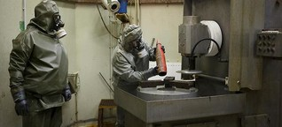 Germany destroying Syria's chemical weapons | DW.DE | 11.09.2014