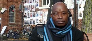 Lampedusa ist auch in Hamburg | Afrika | DW.DE | 28.10.2013
