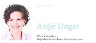 Porträt: ZTM Antje Unger