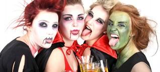 Süßes oder Saures zu Halloween