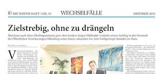Managerportrait Jürgen Müllender