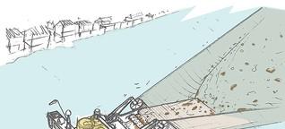 Dyson will mit einem riesigen Staubsauger Flüsse und Küsten von Müll befreien