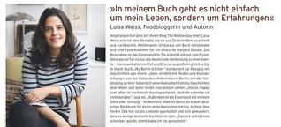 Food-Bloggerin Luisa Weiss