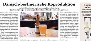 Dänisch-berlinerische Kooperation