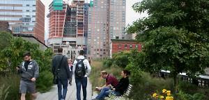 Grüne Welle in New York, Format