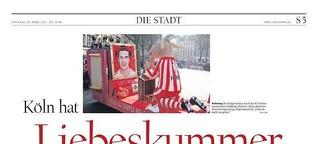Tagesspiegel: Köln hat Liebeskummer