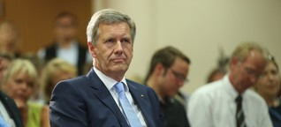 Was macht eigentlich Ex-Bundespräsident Christian Wulff?