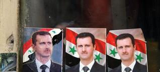 Wegschauen macht mitschuldig: Deutschland und die Syrienkrise