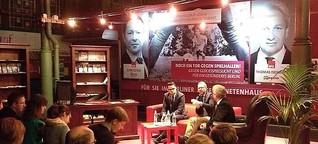 """Podiumsdiskussion """"Europäische Integration im Zeichen der Krise"""" mit Staatsminister Michael Roth"""