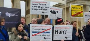 torial Blog | Kommentar: das Leistungsschutzrecht als Stellvertreterkrieg