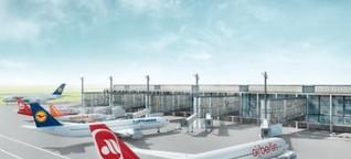 Bau des neuen Berliner Flughafens wird verfilmt [1]