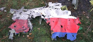 Shortread: Wer MH17 abgeschossen hat
