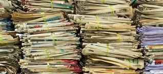 Die Zeitungskrise aus der Sicht eines Bloggers
