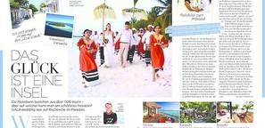 Heiraten auf den Malediven Gala Wedding