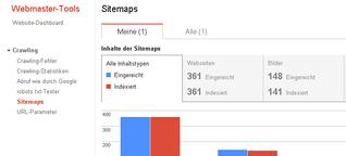 Google Webmaster-Tools - eine Einführung [3]