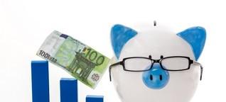 EZB beschleunigt schleichende Enteignung der Sparer