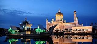 Schwule in Brunei: Keine Angst vor Steinigung?