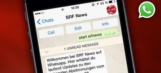 torial Blog | Direkter Draht zum Startbildschirm: WhatsApp als Nachrichtenkanal
