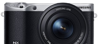 28 Megapixel und 4K-Video in Kompaktform – Samsung NX500 -