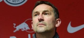 RB-Trainer Beierlorzer: Rangnicks verlängerter Arm - SPIEGEL ONLINE