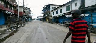 Lähmende Angst - Wirtschaftliche Folgen der Ebola-Epidemie | Alle Inhalte | DW.DE | 17.09.2014