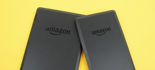 Amazon Fire HD 6 & 7 im Test