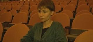 Filmkritikerin Diana Arnold im Porträt