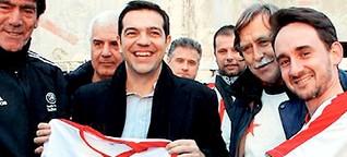Venezuela und Griechenland stärken Zusammenarbeit