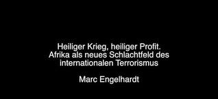 """Vortrag """"Heiliger Krieg, heiliger Profit"""""""