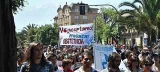 Chiles Studentenaufstand, zweiter Akt
