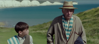 Here is the first teaser of Ian McKellen as the retired Sherlock Holmes