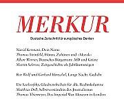 Klett-Cotta - MERKUR :: Heft 02 / Februar 2015