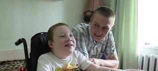 Kinderhospiz in Weißrussland